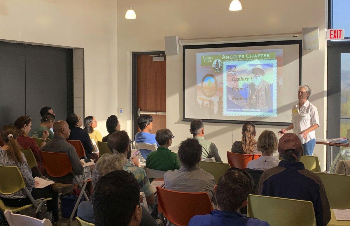 2019 Leadership Training Seminar at Stoneview Nature Center