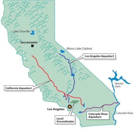 a report on the owens valley in los angeles california First owens river-los angeles aqueduct share mono county, california, united states to los angeles, california,  from its intake in owens valley, .