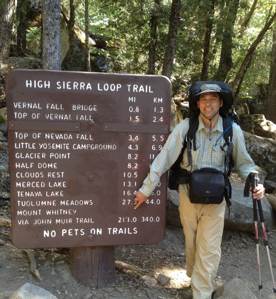 Year Of Muir Hiking The John Muir Trail On Youtube