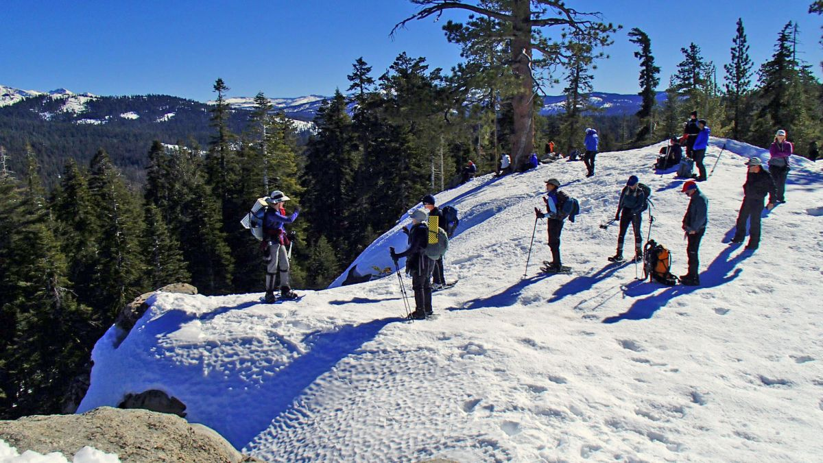 Let Us Take You To Winter Fun In Mammoth And Yosemite Trips To Sign