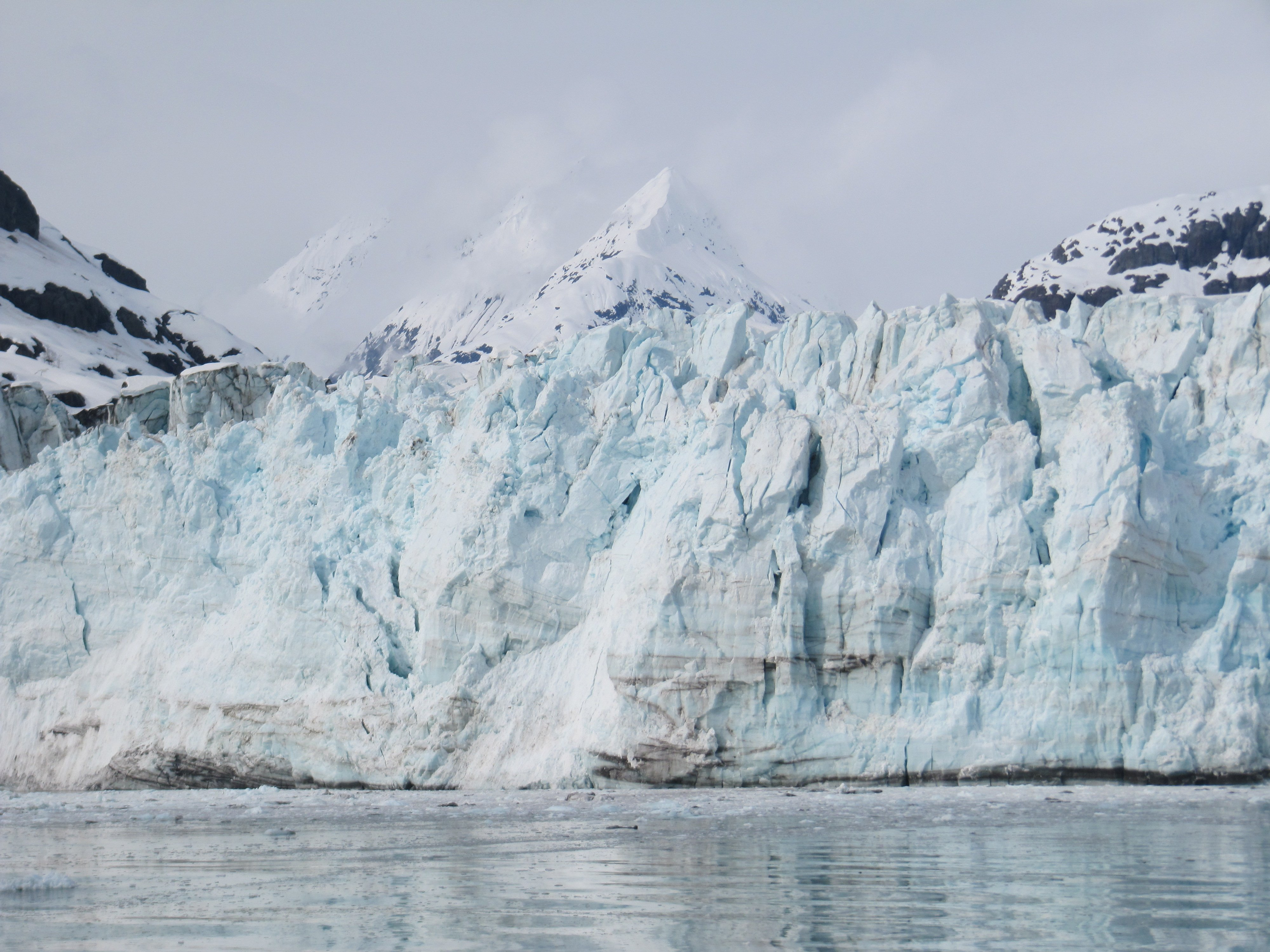 Marjory Glacier from Alaska Cruise