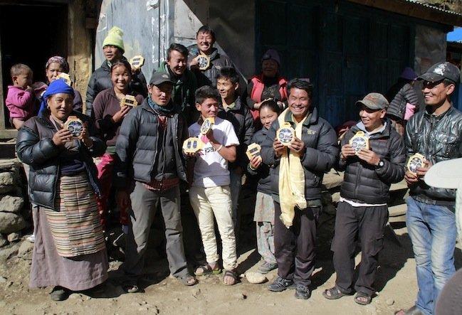 Angeles Chapter Sierra Club trip to Nepal